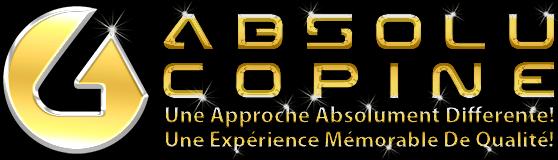 Absolu Copine Logo Slogan Français